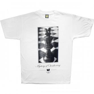 T-shirt Wu-Tang - Chessbox Tee - White