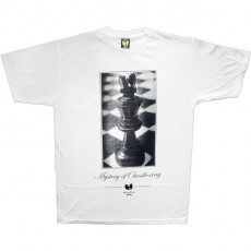 T-shirt Wu-Tang - Chessbox Tee - White