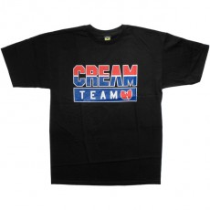 T-shirt Wu-Tang - CREAM Tee - Black