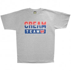T-shirt Wu-Tang - CREAM Tee - Heather grey