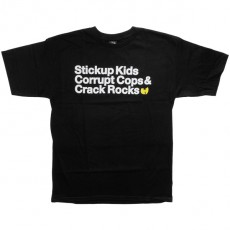 T-shirt Wu-Tang - Stickup Tee - Black