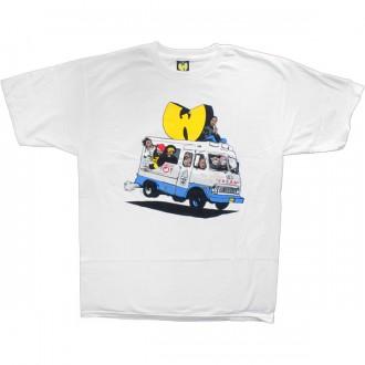 T-shirt Wu-Tang - Ice Cream Tee - White