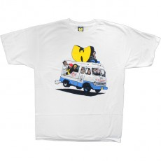 T-shirt Wu-Tang - Ice Cream Tee - White