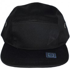 Casquette 5 Panel City Hunter - Cotton 5 Panel - Noir