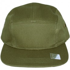 Casquette 5 Panel City Hunter - Cotton 5 Panel - Vert Kaki