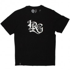 LRG T-shirt - Solid Ground Tee - Black