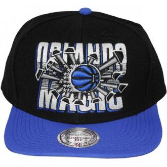 Casquette Snapback Mitchell & Ness - NBA Backboard Beak - Orlando Magic
