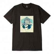 T-Shirt Obey - Are We Betraying The Planet - Off Black