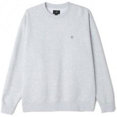 Sweatshirt Obey - 89 Icon II Crew - Ash Grey