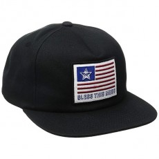 Casquette Snapback Obey - Bless Snapback - Black