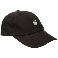Casquette 6 Panel Obey - Eighty Nine 6 Panel - Black