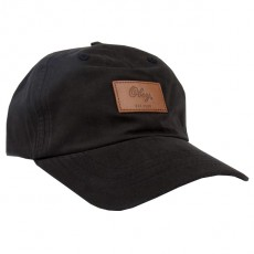 Casquette Strapback Obey - Throwback Cap - Dusty Black