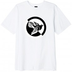 T-Shirt Obey - Obey Split Dove - White