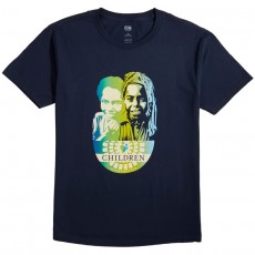T-Shirt Obey - Children Inc - Navy