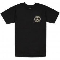 T-Shirt Obey - Huf x Obey Rat Race - Black