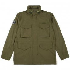 Veste Obey - Iggy M65 Jacket - Army