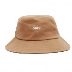 Chapeau Bob Obey - Bold Bucket Hat - Khaki