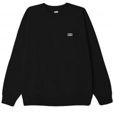 Sweatshirt Obey - All Eyez II Crew - Black