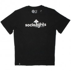 LRG T-shirt - Socialights Tee - Black