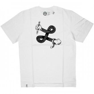 LRG T-shirt - The Mighty Pen Tee - White
