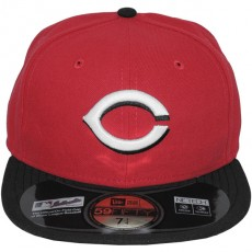 Casquette Fitted New Era - 59Fifty MLB Authentic Collection - Cincinnati Reds