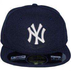 Casquette Fitted New Era - 59Fifty MLB Authentic Collection - New York Yankees