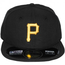 Casquette Fitted New Era - 59Fifty MLB Authentic Collection - Pittsburgh Pirates