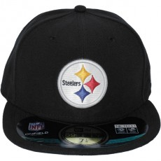 Casquette Fitted New Era - 59Fifty NFL On Field - Pittsburgh Steelers