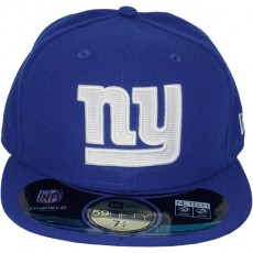 Casquette Fitted New Era - 59Fifty NFL On Field - New York Giants