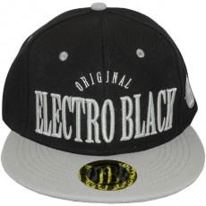 Casquette Snapback Electro Black - Original - Black/Grey