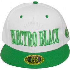 Casquette Snapback Electro Black - Original - White/Green