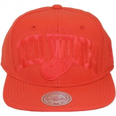 Casquette Snapback Mitchell & Ness - NHL TTarch TC - Detroit Red Wings