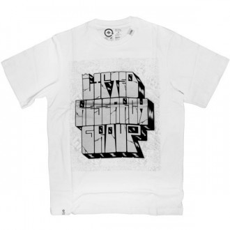 LRG T-shirt - The 405 Is Mine Tee - White