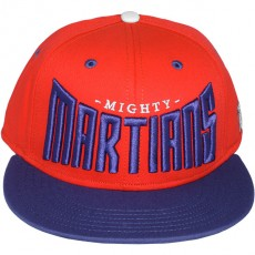 Casquette Snapback Cayler & Sons - Martians - Red / Royal