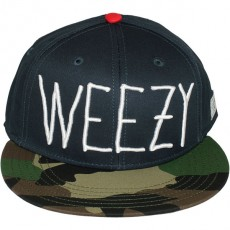 Casquette Snapback Cayler & Sons - Weezy - D.Navy / Camouflage