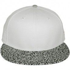 Casquette Snapback Cayler & Sons - 2 Stone - White / Grey