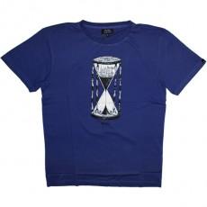 T-shirt Olow - Minuteur - Bleu marine
