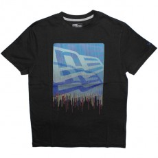 T-shirt New Era - Ilsn Flag Tee - Black