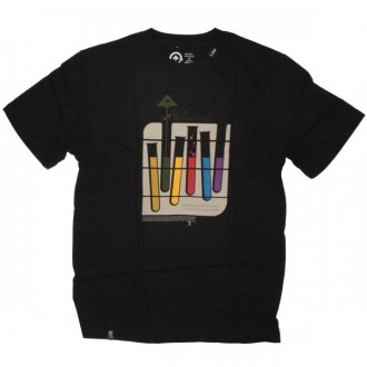 LRG T-shirt - Science Of Life - Black
