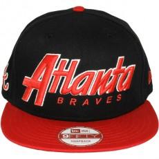 Casquette Snapback New Era - 9Fifty MLB Snapitback2 - Atlanta Braves