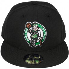 Casquette Fitted New Era - 59Fifty NBA Seasbas - Boston Celtics