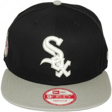 Casquette Snapback New Era - 9Fifty MLB Baycik Snap - Chicago White Sox