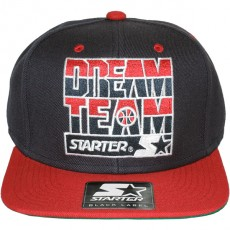 Casquette Snapback Starter - Dream Team 2tone - Navy / Red