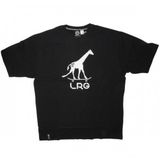 LRG T-shirt - Hoof Push Tee - Black