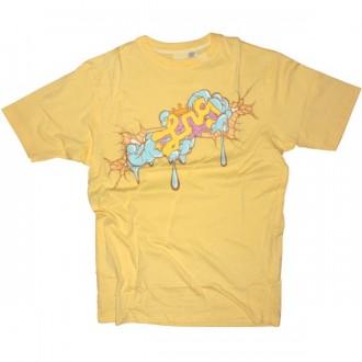 LRG T-shirt - Slimer Tee - Margarine
