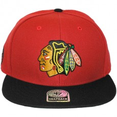 Casquette Snapback 47 Brand - Backscratcher - Chicago Blackhawks
