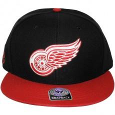 Casquette Snapback 47 Brand - Back Slide - Detroit Red Wings