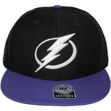 Casquette Snapback 47 Brand - Back Slide - Tampa Bay Lightning
