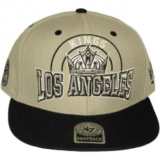 Casquette Snapback 47 Brand - Boost - Los Angeles Kings