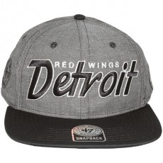 Casquette Snapback 47 Brand - Retro Script Oxford - Detroit Red Wings